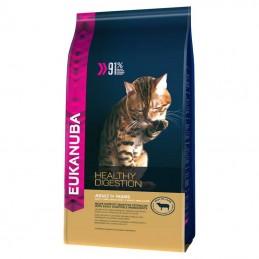 Eukanuba Cat Adult healthy Digestion Lamb & Liver