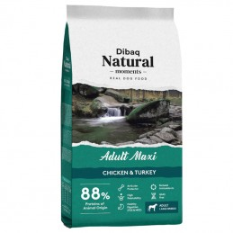 Dibaq Natural Adult Maxi Chicken & Turkey