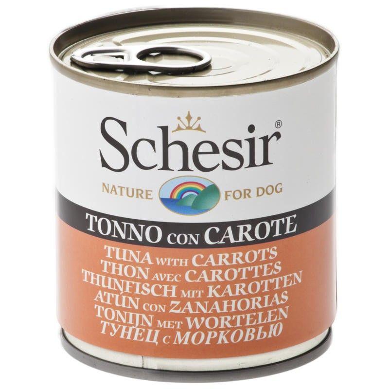 Schesir Atum com Cenouras