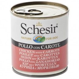 Schesir Frango com Cenouras