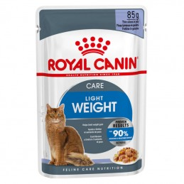 Royal Canin Light Weight Care em geleia