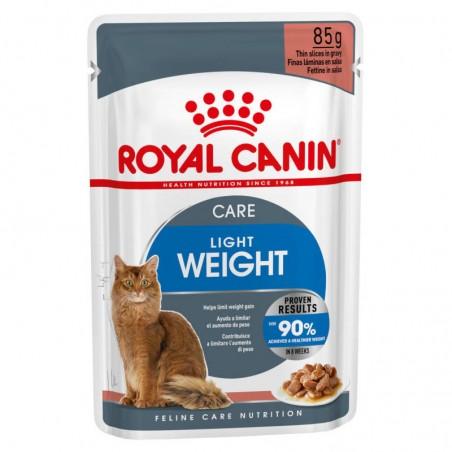 Royal Canin Light Weight Care em molho