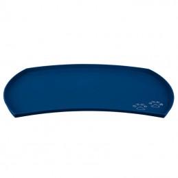 Trixie tapete em silicone azul para gamelas