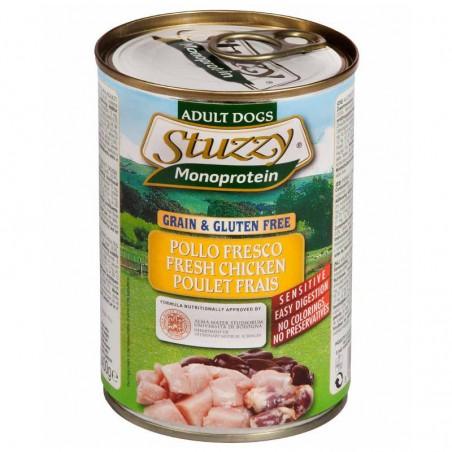 Stuzzy Monoprotein Frango grain free