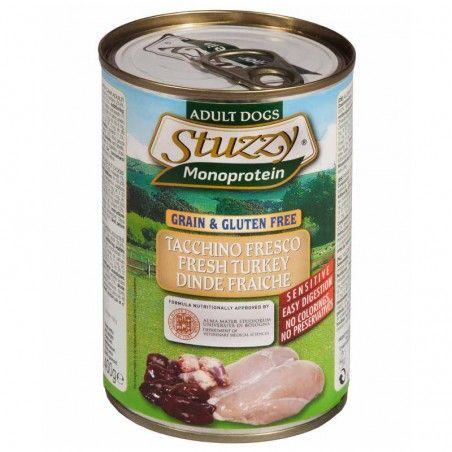 Stuzzy Monoprotein Peru grain free