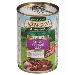 Stuzzy Monoprotein Veado grain free