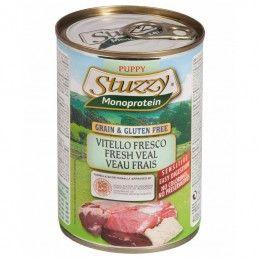 Stuzzy Monoprotein Vitela para Cachorro grain free