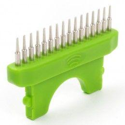 JK Pente Dentes Extensivos para Punho Universal