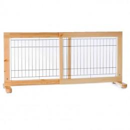 Trixie barreira em madeira pequena