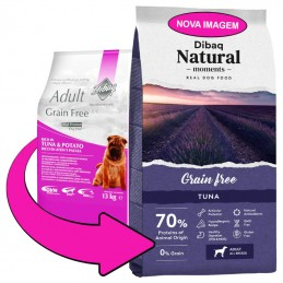 Dibaq Natural Grain Free Adult Hypoallergenic Tuna