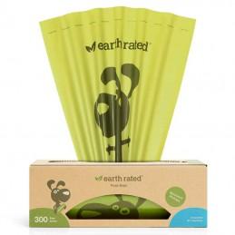 Earth Rated dispensador 300 sacos sem perfume