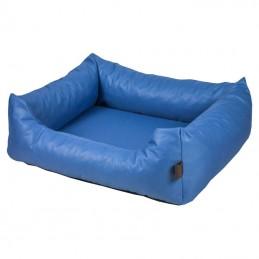 Luyka sofá impermeável azul