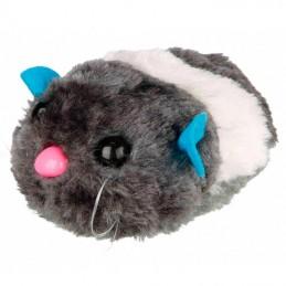 Trixie rato treme em pelúcia de dar corda cores sortidas