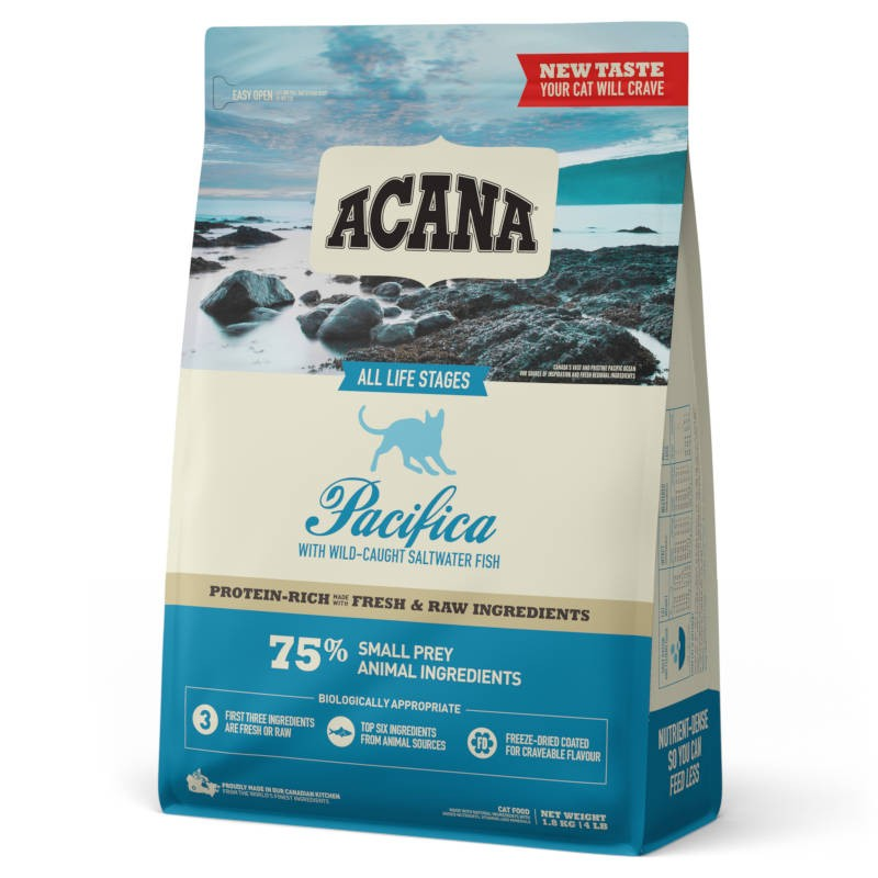 Acana All Life Stages Pacifica Cat