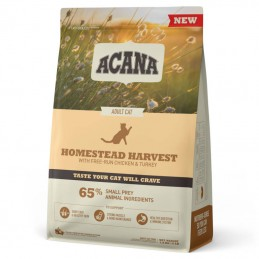 Acana Homestead Harvest Cat