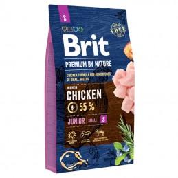 Brit Premium By Nature Dog Junior Small Brit - 1