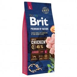 Brit Premium By Nature Dog Junior Large
