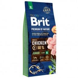 Brit Premium By Nature Dog Junior Giant