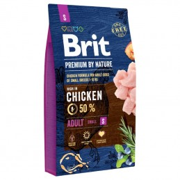 Brit Premium By Nature Dog Adult Small