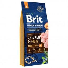 Brit Premium By Nature Dog Adult Medium