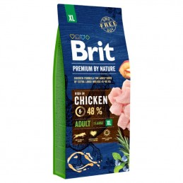 Brit Premium By Nature Dog Adult Giant