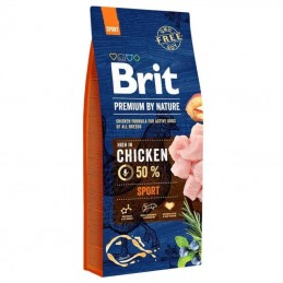 Brit Premium By Nature Dog Sport