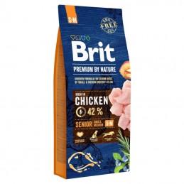 Brit Premium By Nature Dog Senior Small & Medium