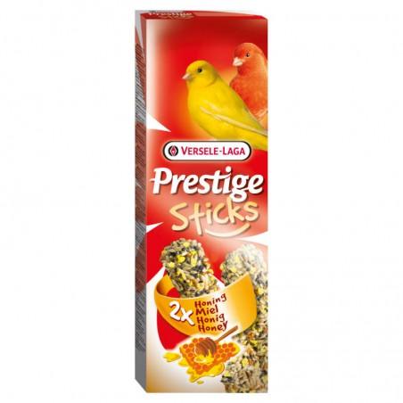 Versele-Laga Prestige Canários Snacks Sticks Mel