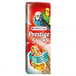 Versele-Laga Prestige Periquitos Snacks Sticks Frutos Exóticos
