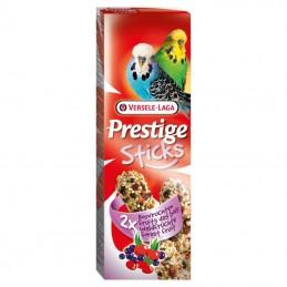 Versele-Laga Prestige Periquitos Snacks Sticks Frutos Silvestres