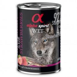 Alpha Spirit Sturgeon & Strawberrie