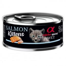 Alpha Spirit Kitten Salmon