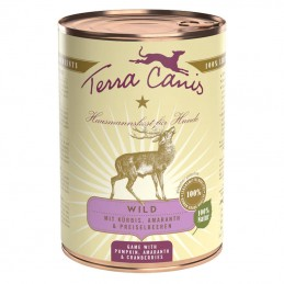 Terra Canis Game with Pumpkin, Amaranth & Cranberry