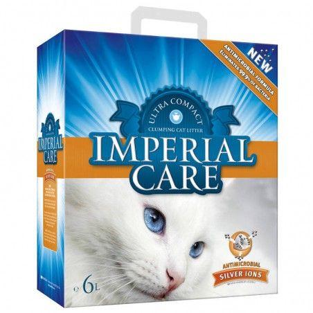 Imperial Care areia super aglomerante