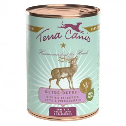 Terra Canis Grain Free Game with Potato, Apple & Cranberry