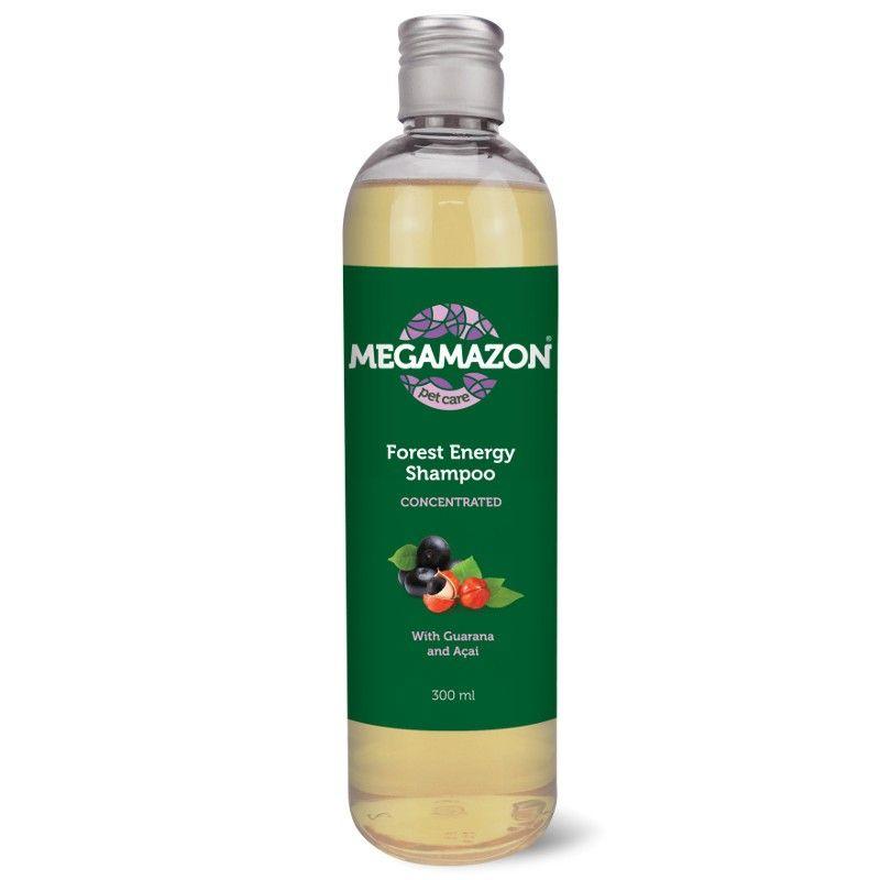 Megamazon Shampoo Forest Energy Guaraná e Açai