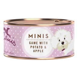 Terra Canis Mini Game with Potato & Apple