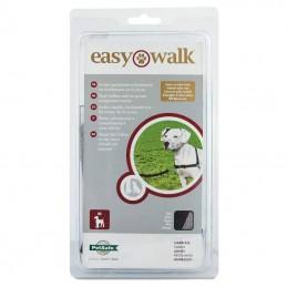 Nayeco Easy Walk peitoral com trela preto