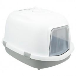 Trixie Primo XXL wc fechado com filtro cinzento e branco