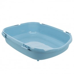 Trixie Primo XXL wc fechado com filtro azul e branco