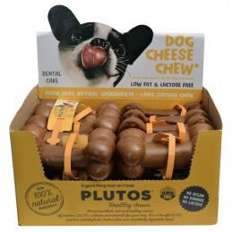 Plutos Osso 100% Natural Queijo & Frango