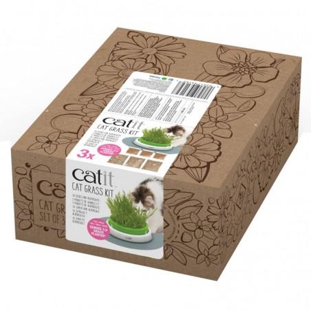 Catit Senses Pack recarga erva para germinador