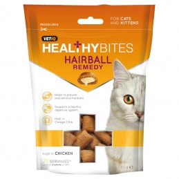 Vetiq HealthyBites Hairball Remedy for cats and kittens