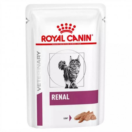 Royal Canin Veterinary Diets Cat Renal mousse wet