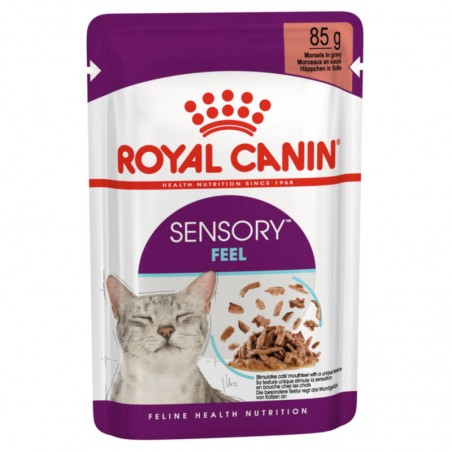 Royal Canin Sensory Feel em molho