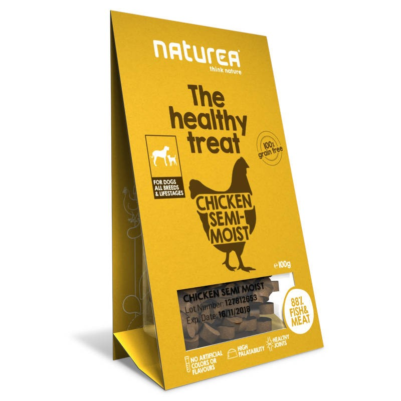 Naturea Chicken Semi-Moist