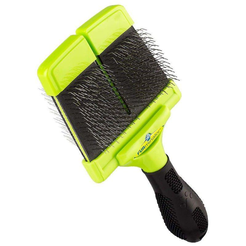 Furminator Dog Firm Slicker Brush large