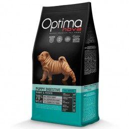 Optima Nova Dog Puppy Digestive Rabbit & Potato