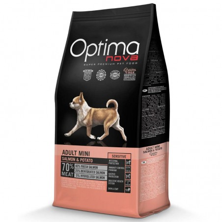 Optima Nova Dog Adult Mini Salmon & Potato