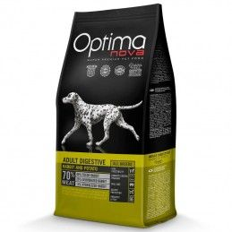Optima Nova Dog Adult Digestive Rabbit & Potato
